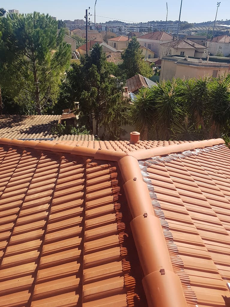 Travaux toiture Toulon